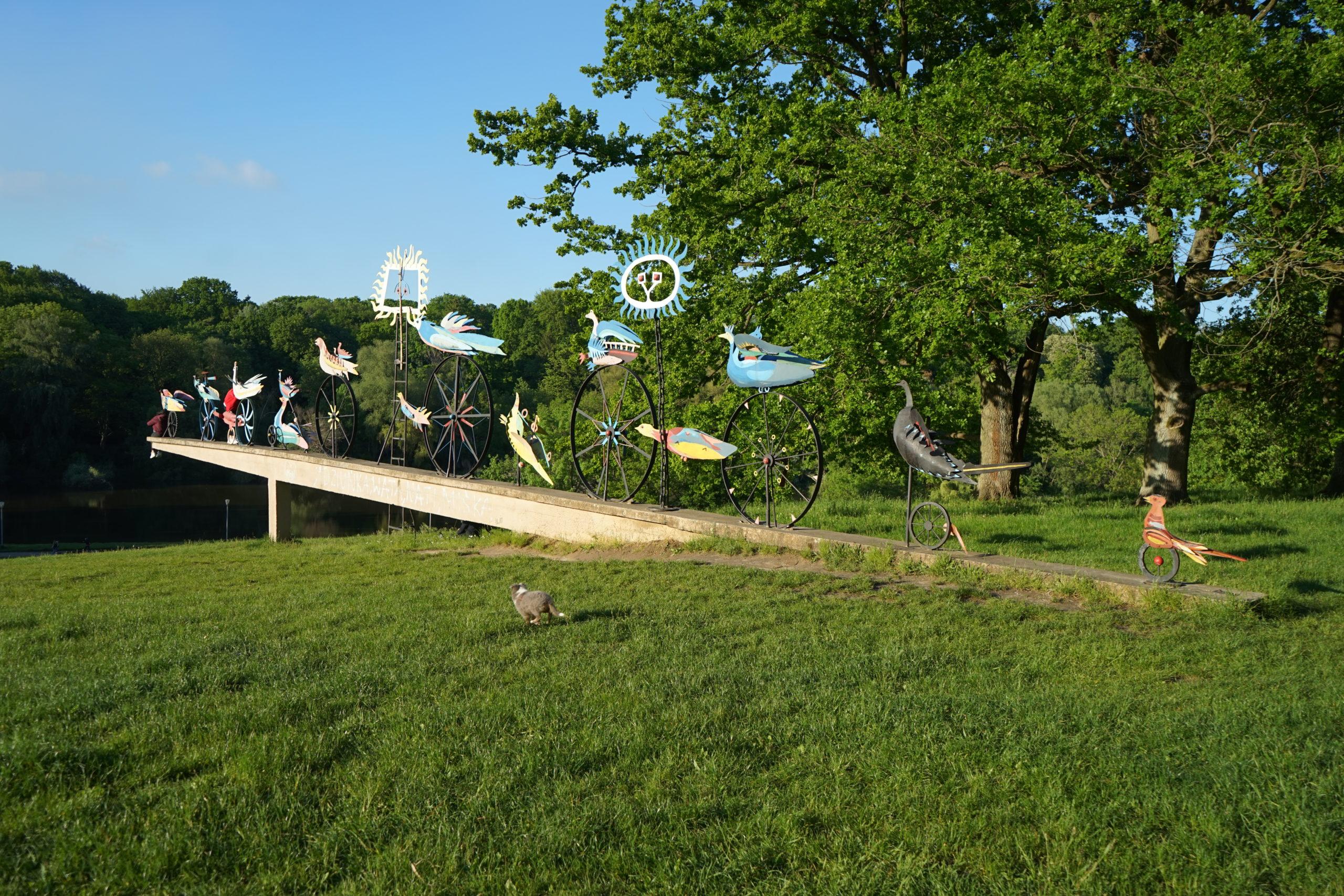 Park Kasprowicza Szczecin